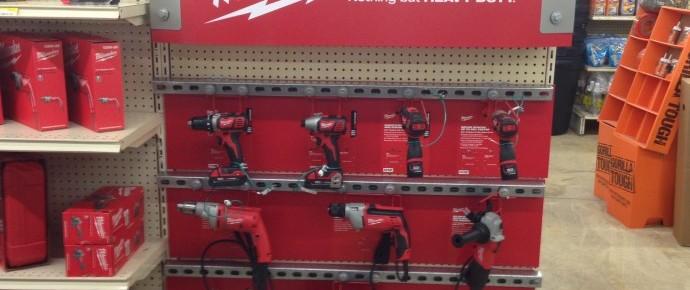 Milwaukee Tools Now at Hallsville Hardware