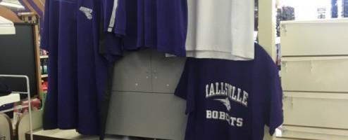 Hallsville Bobcat Spirit Wear is Here!