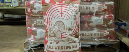 Fall Wildlife Mix