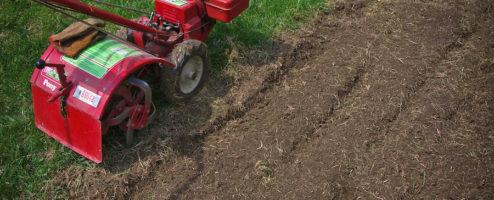 Rental Equipment : Garden Tiller, Log Splitter, Carpet Cleaner