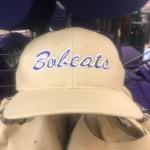 Hallsville Bobcat cap