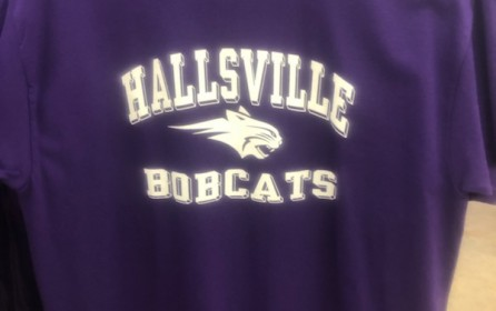 Hallsville Bobcat Spiritwear!